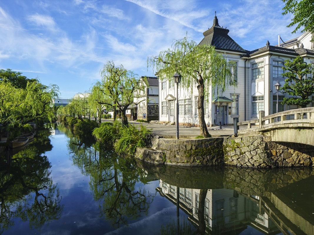 Historischer Bezirk Kurashiki Bikan