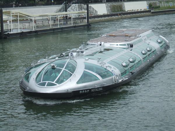 Sumida River Cruising (Hotaluna)_4