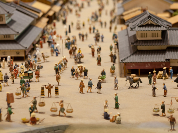 도쿄도 에도 도쿄 박물관