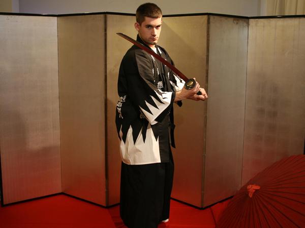Training da samurai a Tokyo