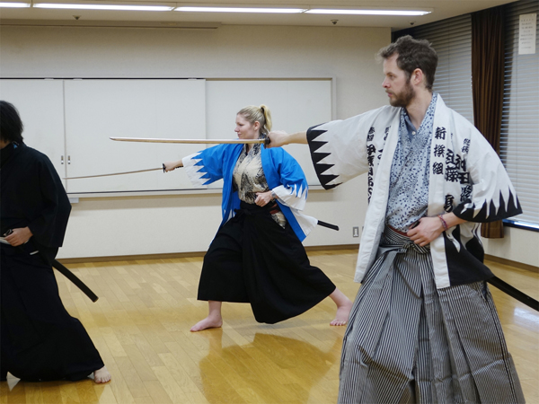 Samurai Training Tokyo_4