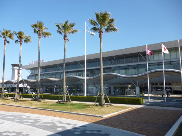 야마구치우베 공항