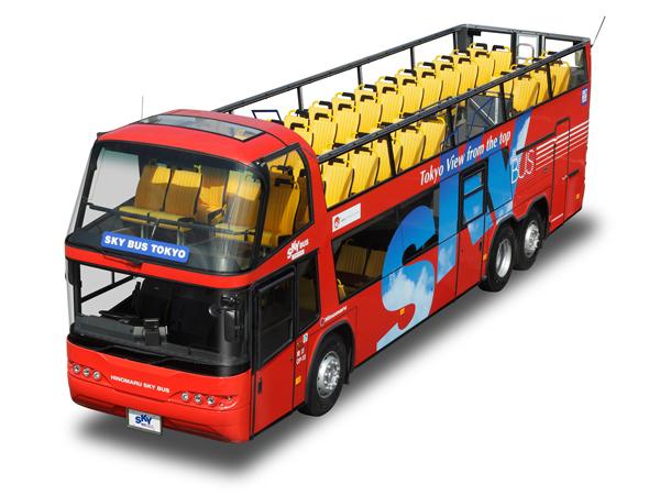 SKY BUS TOKYO  (오다이바 야경코스)_3