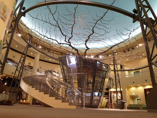 Tottori Nijisseiki Pear Museum Nashikkokan_2