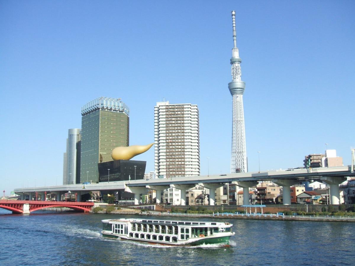 Water Bus<br>(Tokyo Cruise Ship)_3