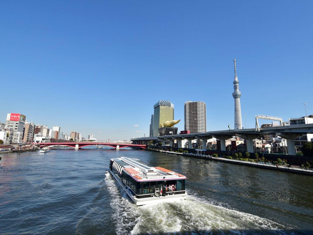 Water Bus<br>(Tokyo Cruise Ship)_4