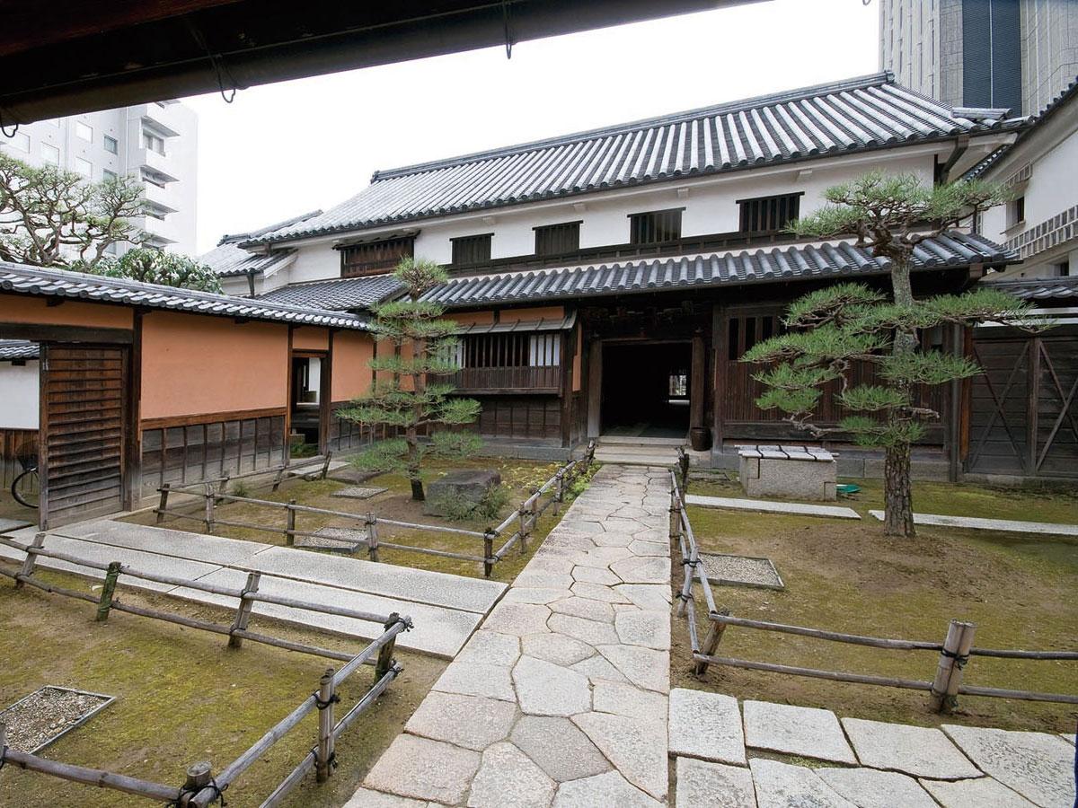 Maison de la famille Ohashi_1