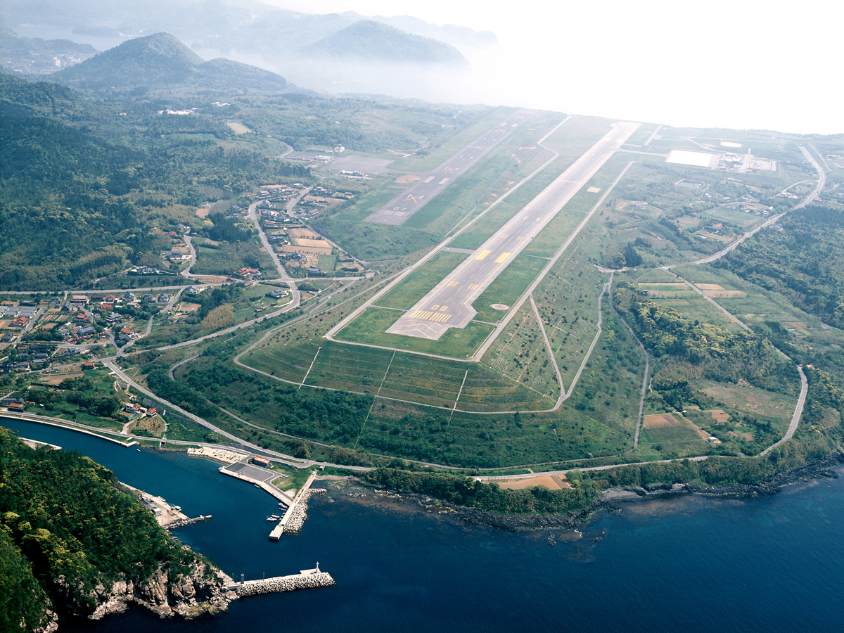 Oki Islands Global Geopark Airport