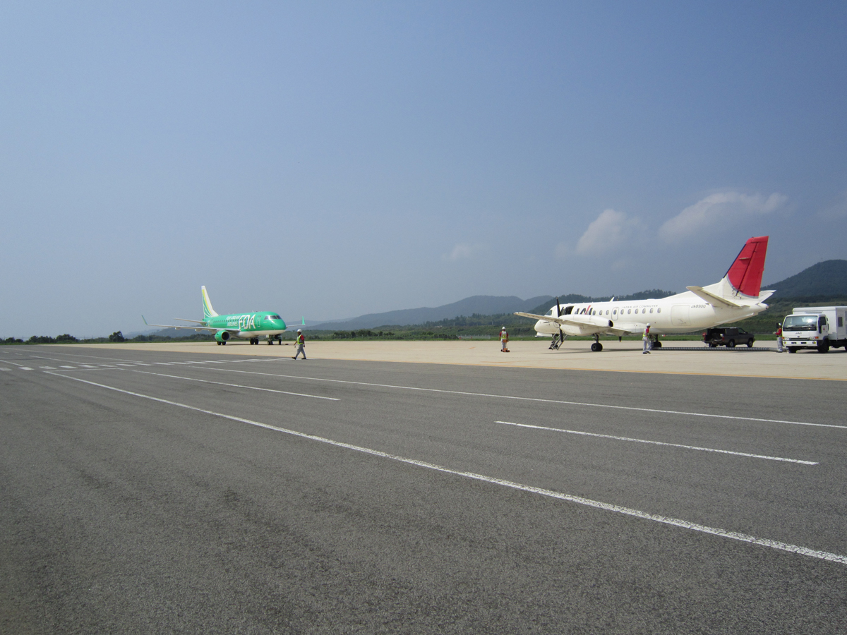 Oki Islands Global Geopark Airport_4