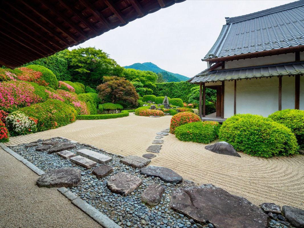 Raikyu-ji Garden_1