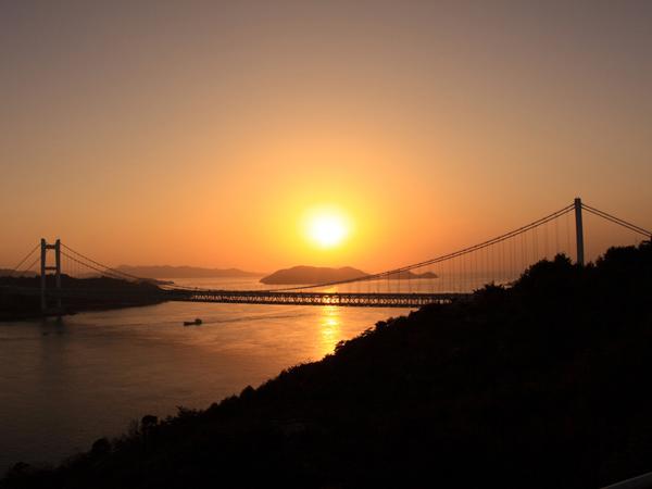 Mt. Washuzan Observatory (Great Seto Bridge)_2
