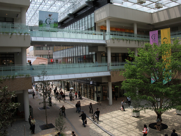 Takamatsu Central Shopping Mall_2