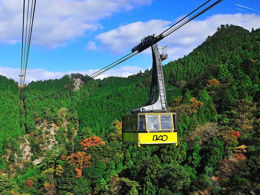 Téléphérique du Tairyu-ji