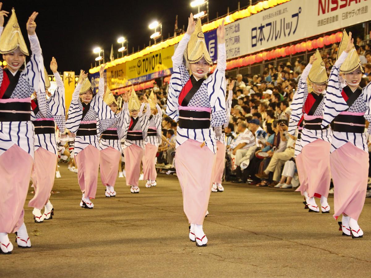 อะวะโอโดริ (เต้นระบำอะวะ)_2