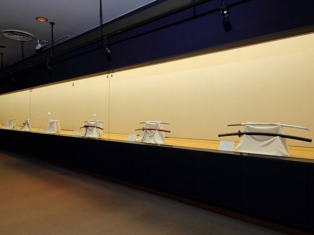 Musée du sabre japonais de Bizen Osafune_3
