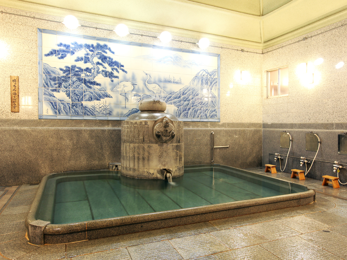 Balneario de aguas termales de Dogo_2