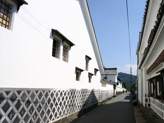Hagi Castle Town and Hagi Meirin Gakusha, school house_4