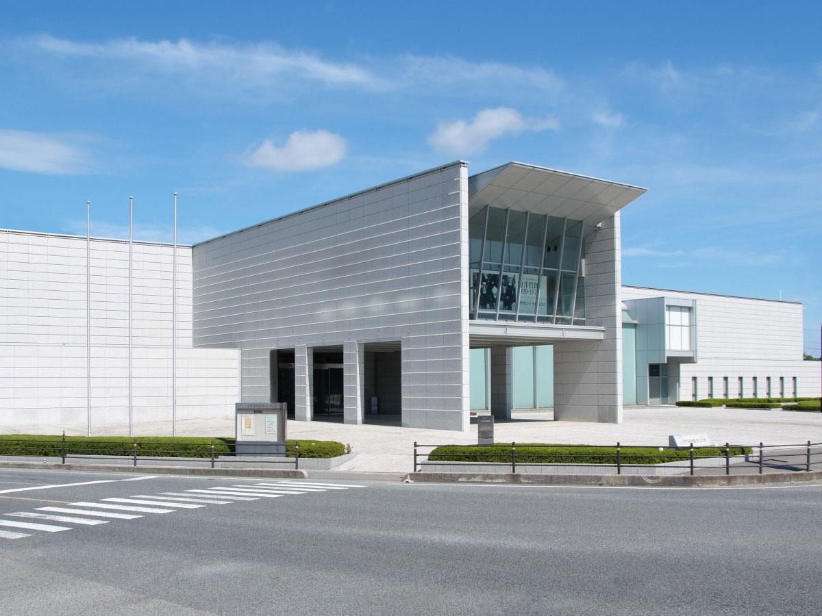 Musée des Beaux-arts préfectoral Hagi et Pavillon commémoratif d'Uragami_1