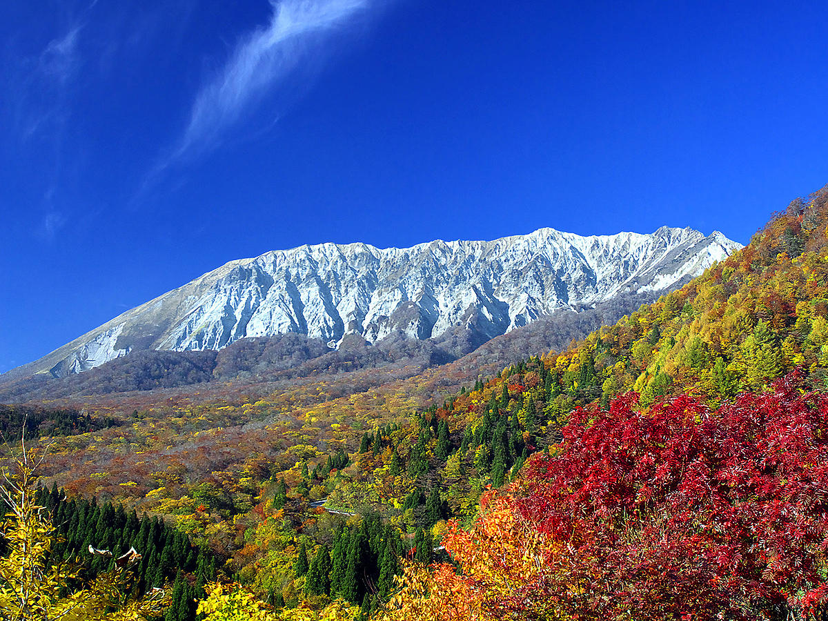Mt. Daisen_1