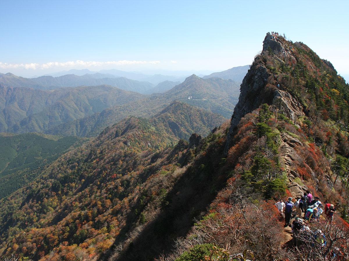 Mount Ishizuchi_1