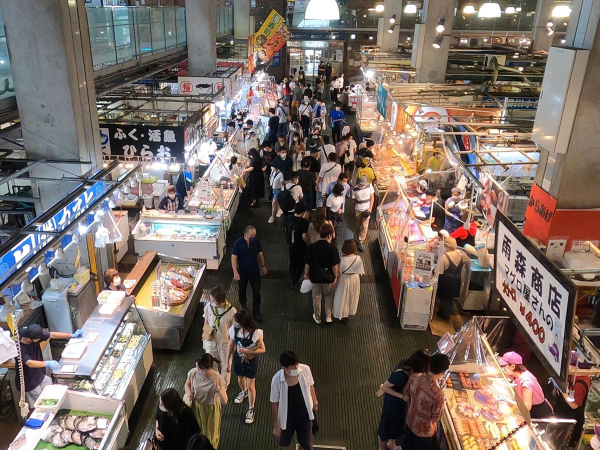 Karato Fish Market_3