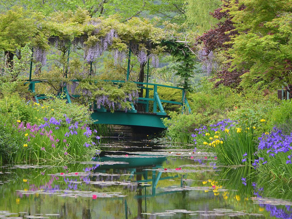 Monet's Garden Marmottan in Kitagawa Village_4