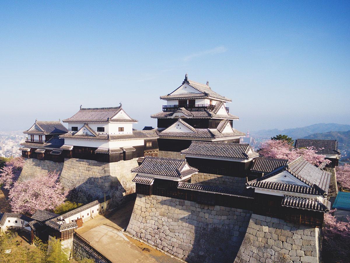 Château de Matsuyama_1