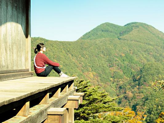 วัดซันบุทสึจิ ภูเขามิโตะขุ _2