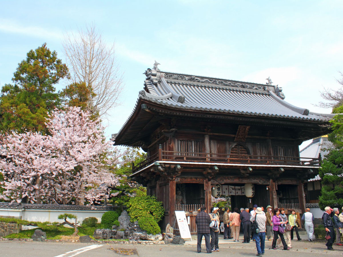 Ryozen-ji, the first temple of the pilgrimage circuit_2