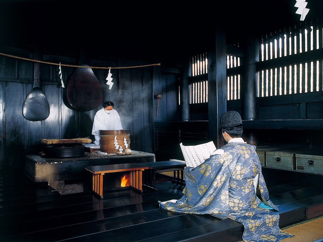 Kibitsu-jinja Shrine_3