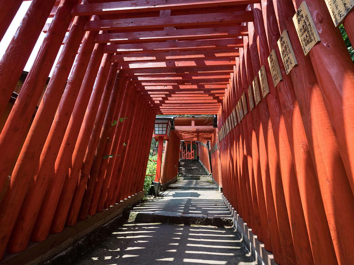Taikodani Inari Shrine_3