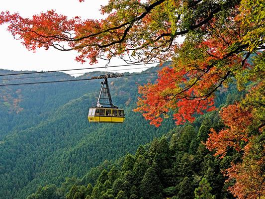 Téléphérique du Tairyu-ji_2