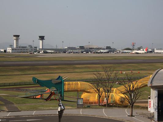 Flughafen Takamatsu_2