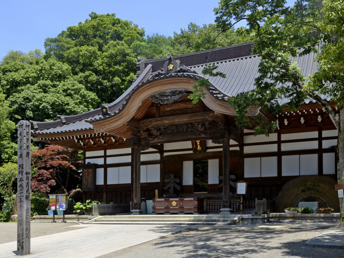 Jindai-ji Temple_1