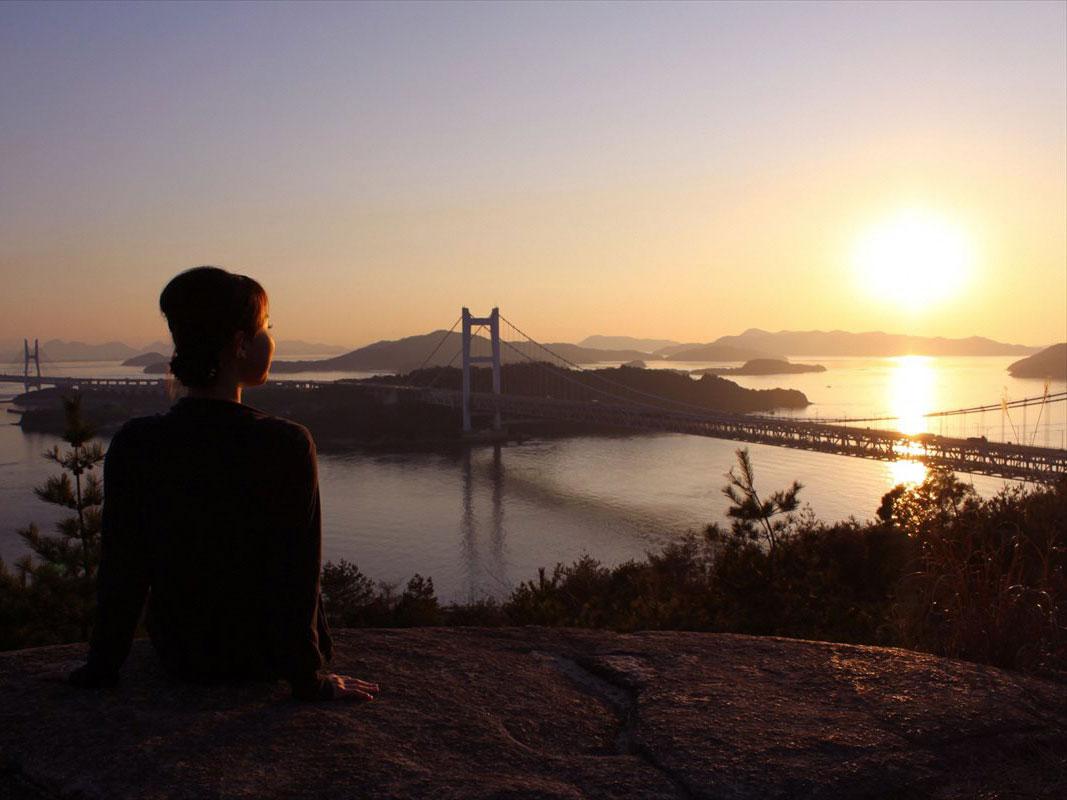 Mirador del monte Washuzan (Gran puente de Seto)_3